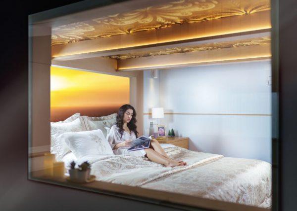 Ocean-Beast 65 Main Deck Cabin