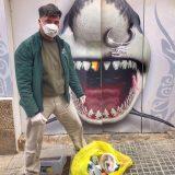 Oceanworldsafari donates Easybreath masks